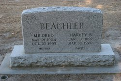 Frances Mildred <i>Cover</i> Beachler