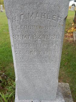 H. F. Mahler