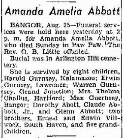 Amanda Amelia <i>Villwock</i> Abbott
