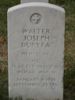 Walter Joseph Duryea