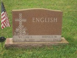 William E English