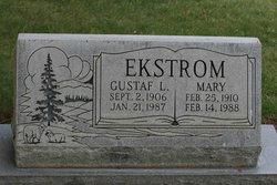 Mary Agnes <i>Rasmussen</i> Ekstrom