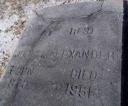 John W. Alexander