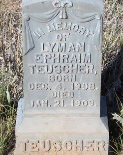 Lyman Ephraim Teuscher