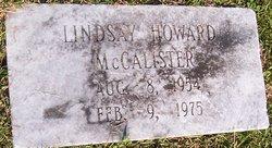 Lindsay Howard McCalister
