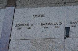 Edward A Ed Cook