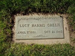 Lucy <i>Harris</i> Green