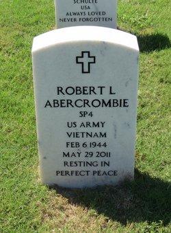 Spec Robert Lee Abercrombie
