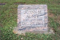 Joann M Adney