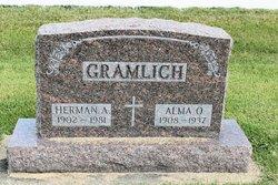 Alma Olivia <i>File</i> Gramlich
