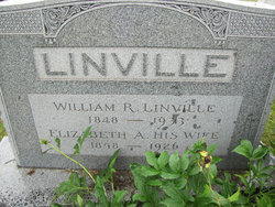 Elizabeth Ann <i>Rogers</i> Linville