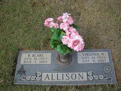 Ruel Blake Allison