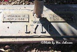 Blanche <i>Coggins</i> Lyle
