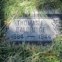 Thomas Franklin Baldridge