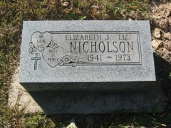 Elizabeth <i>Leemon</i> Nicholson