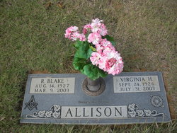 Virginia Helen <i>Lundy</i> Allison