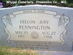 Frelon Jury Pennington