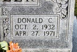 Donald C Haller