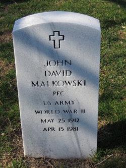 John David Malkowski