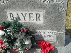 Angie Mae <i>Parsons</i> Bayer