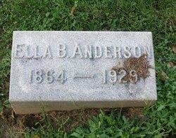 Ella B Anderson