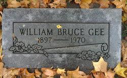 William Bruce Gee