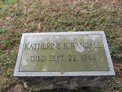 Katherine Kittie <i>Tunnicliff</i> Randall