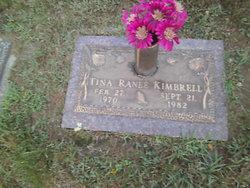 Tina Ranee Kimbrell