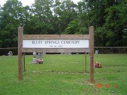 Bluff Springs Church Cemetery