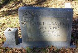 Emmett Boothe