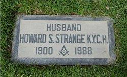 Howard Strange