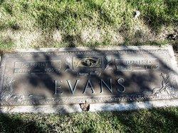 Dorothy Irene <i>Clements</i> Evans