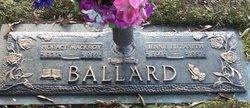 Jennie <i>Houk</i> Ballard