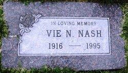 Vie Nadine <i>Casper</i> Nash