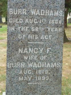 Burr Wadhams