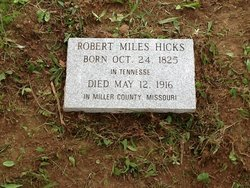 Robert Miles Hicks