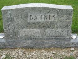Darryl O Barnes