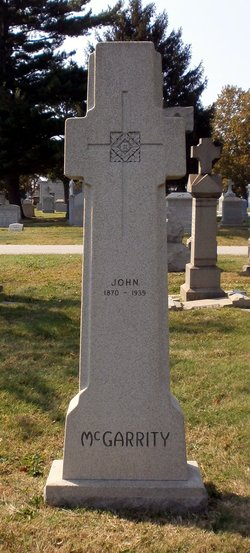 John McGarrity