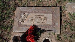 Mary Elizabeth <i>Tufts</i> Yaryan