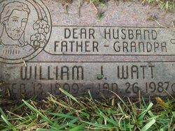 William John Bill Watt
