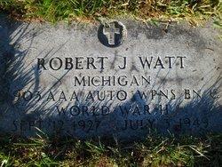 Robert Joseph Watt