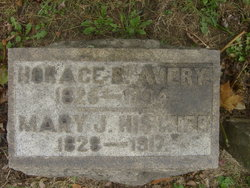 Mary Jane <i>Lewis</i> Avery