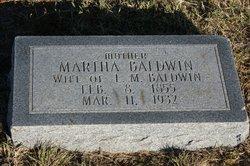 Martha Baldwin