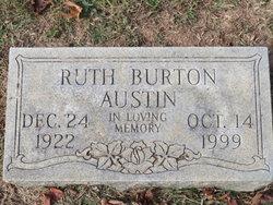 Ruth <i>Burton</i> Austin