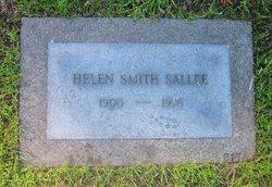 Helen <i>Smith</i> Sallee