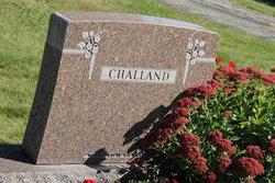 Frank W Challand