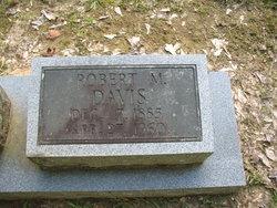 Robert M Davis