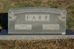 Esther Elizabeth Lorene <i>Knox</i> Farr