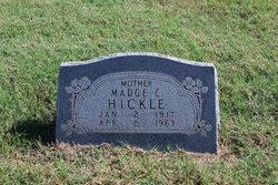 Madge C. Hickle