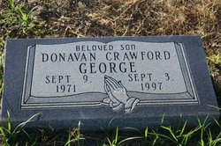 Donavan Crawford George